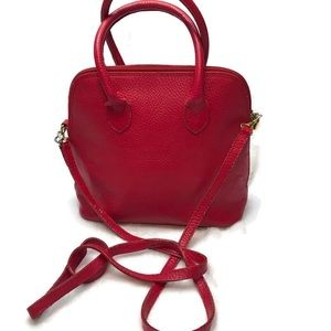 Nine West cross body purse with short handles too
